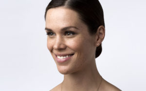 Terra Earrings Rosegold